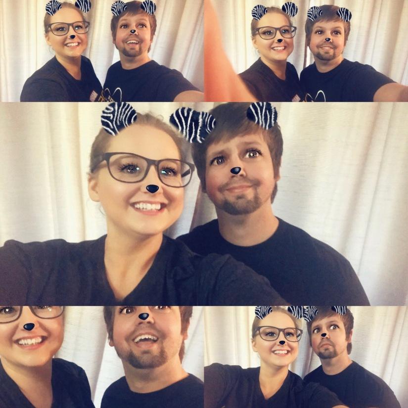 Date Night, Selfies, and AppleCrisp